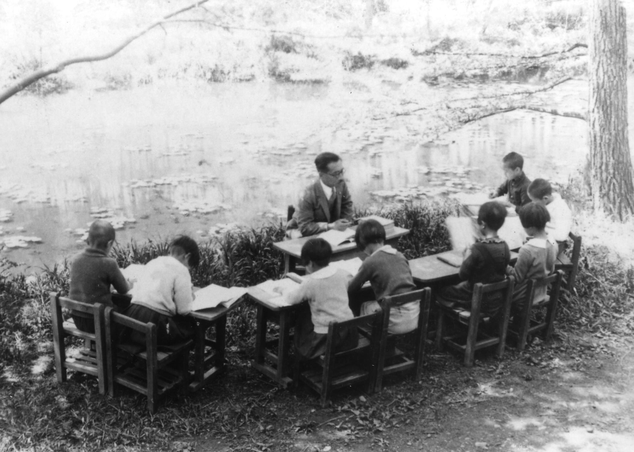 9 戦前の旭町にあった養護学校