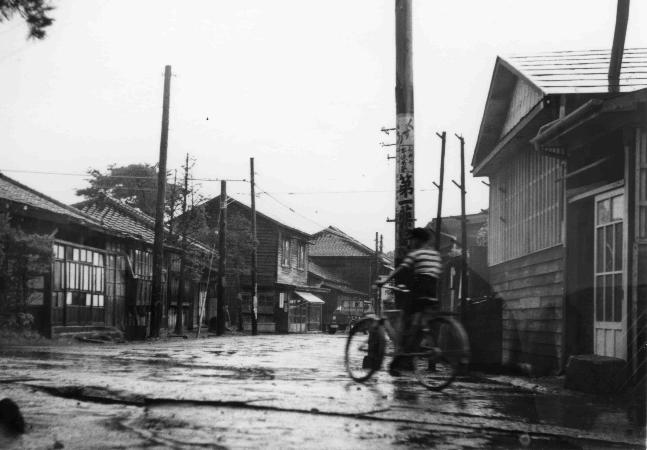 16 大戦前後の石神井公園駅周辺