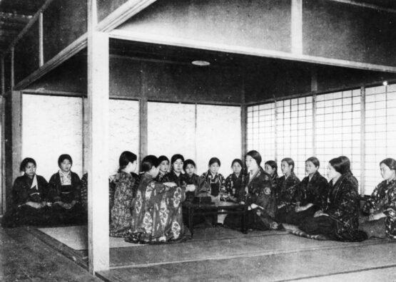 47 富士見高等女学校に通ったころ